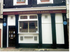 Photo of The Queensbury Arms