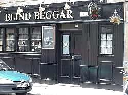 Photo of The Blind Beggar