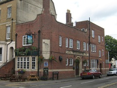Photo of The Cricketers Arms