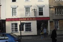 Photo of The Lamb and Flag