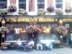Photo of The Sherlock Holmes